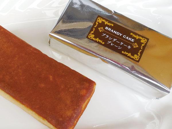 ブランデーケーキ(プレーン)